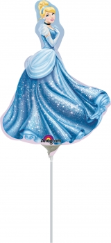 "Mini-Folienballon ""Princess"""
