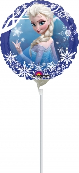 "Mini-Folienballon ""Frozen"", rund"
