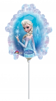 "Mini-Folienballon ""Frozen"""